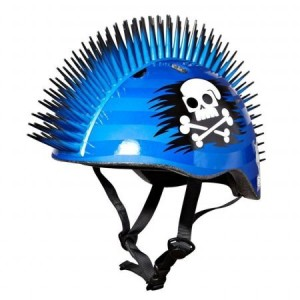 Raskullz Pirate Mohawk Helmet