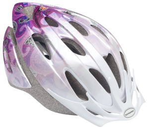 Schwinn Women's Thrasher Helmet, Pink - Purple